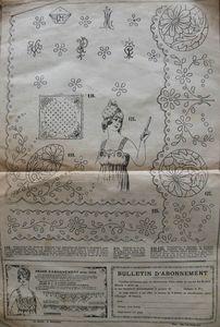 La broderie blanche n° 227 - 1er février 1919 (12)