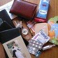 Dans mon sac ...