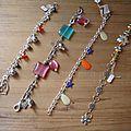 Bracelets 8€