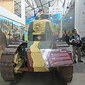 Musee de saumur : le renault ft17