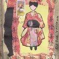 Ecrilire thème Kimono