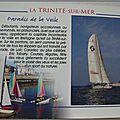 La Trinité sur Mer - école des futurs skippers - la Trinitaine