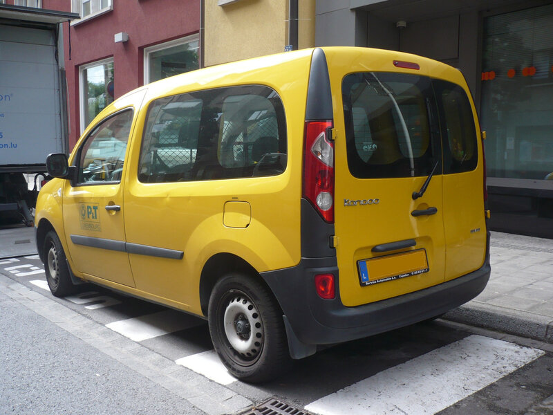 RENAULT Kangoo P&T Luxembourg Luxembourg (2)