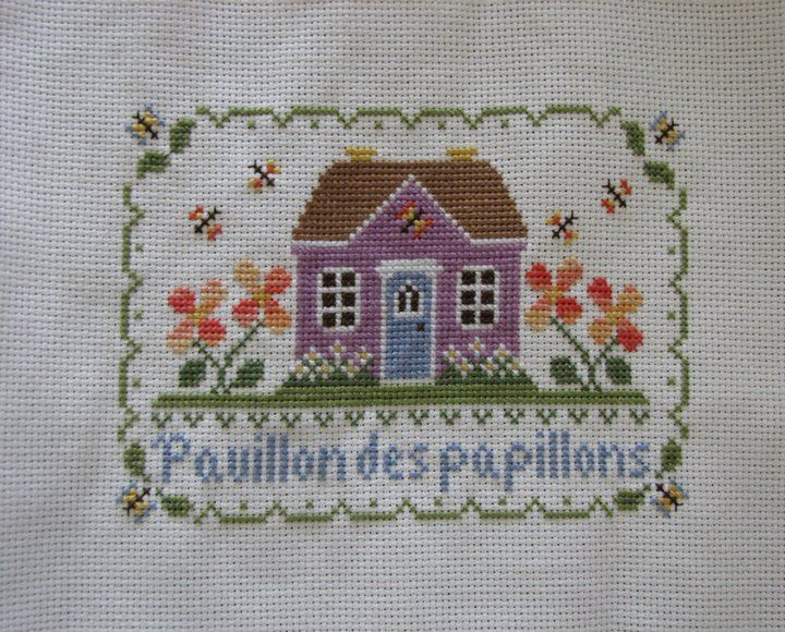 Pavillon des papillons (Summer Retreats de CCN)