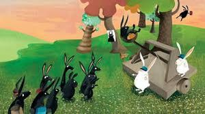 lapins noirs