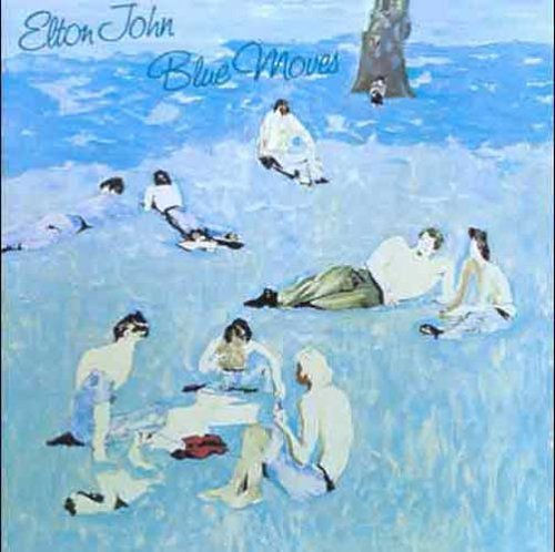 Quot Blue Moves Quot Elton John Rock Fever