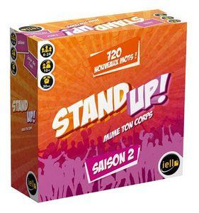 Boutique jeux de société - Pontivy - morbihan - ludis factory - stand up saison 2