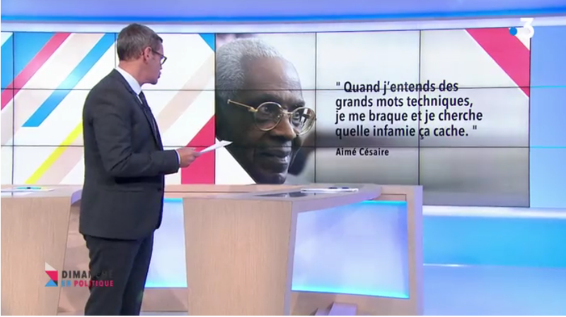 CITATION AIME CESAIRE MEDIA DIXIT WORLD