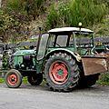 tracteur Deutz-Fahr D40