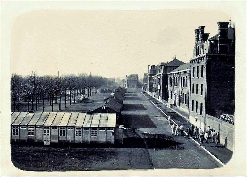 FOURMIES - Hôpital Militaire allemand