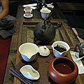 Chiufen maison de thé la cérémonie du thé