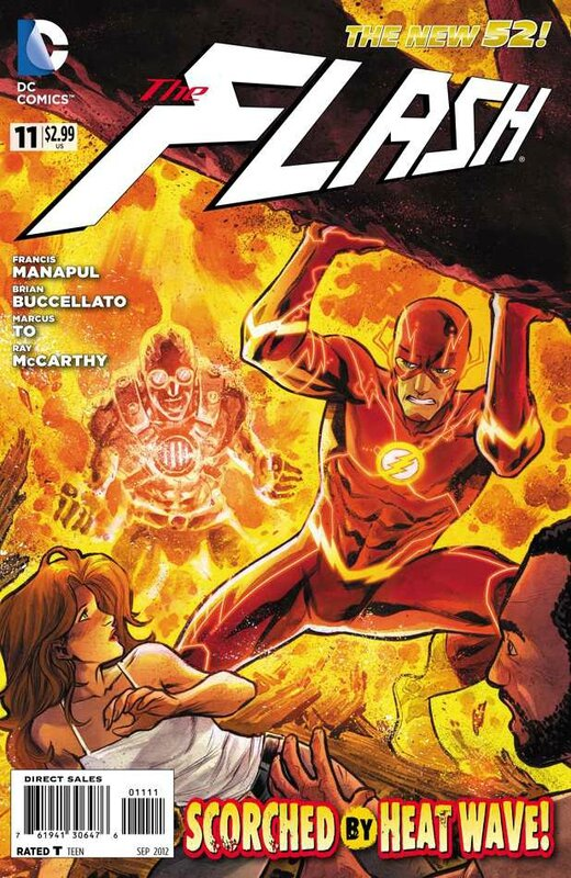new 52 flash 11