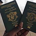 Avez vous des problèmes de papiers pour voyager ?
