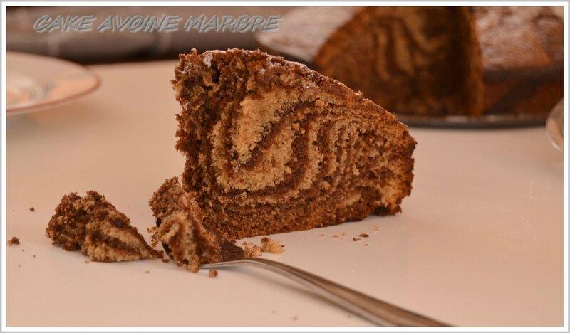 CAKE MARBRE CHOCO