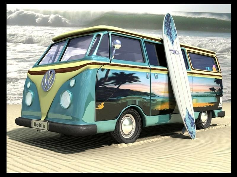 Combi surf