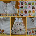 Robe de printemps à croquer