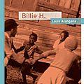 Billie h. : du blues pour panser les bleus de la vie