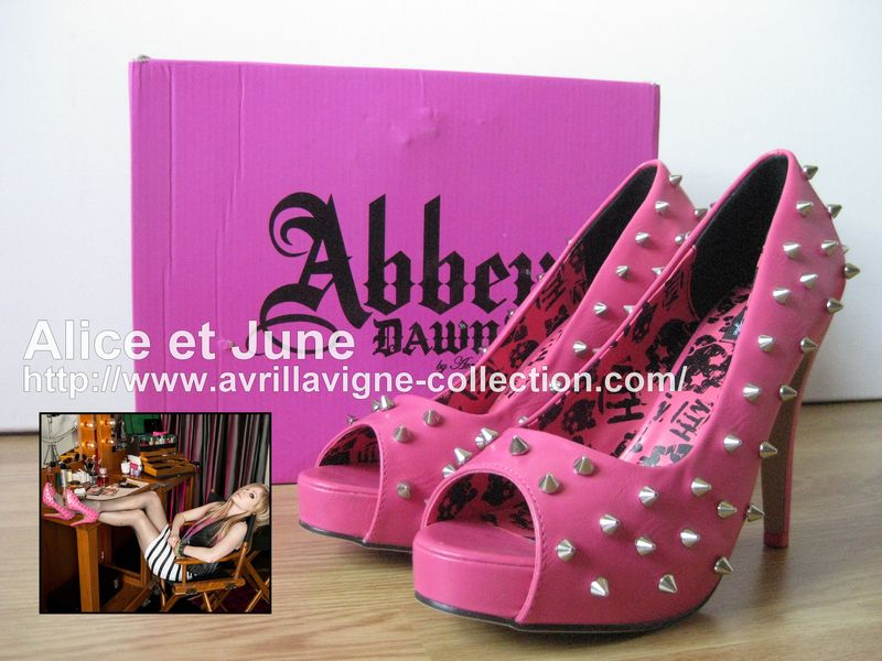 Abbey Dawn WTH Shoes