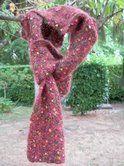 L'écharpe pour ma maman