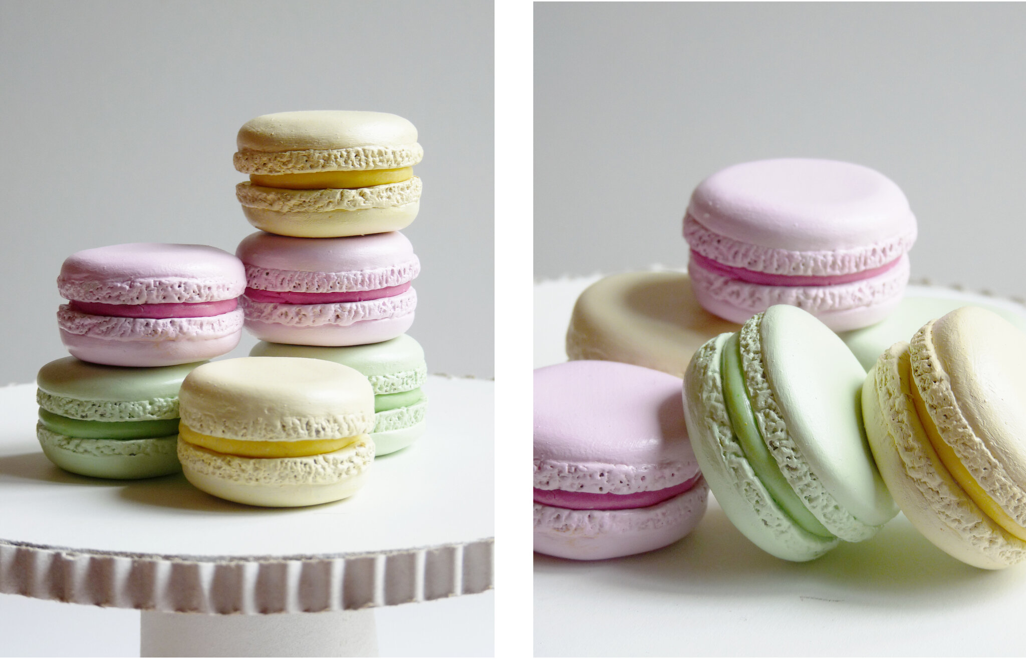 Macarons,, vitrines Les Rêveries, Toulouse