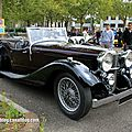 Alvis speed 20 tourer de 1935 (Retrorencard septembre 2013) 01
