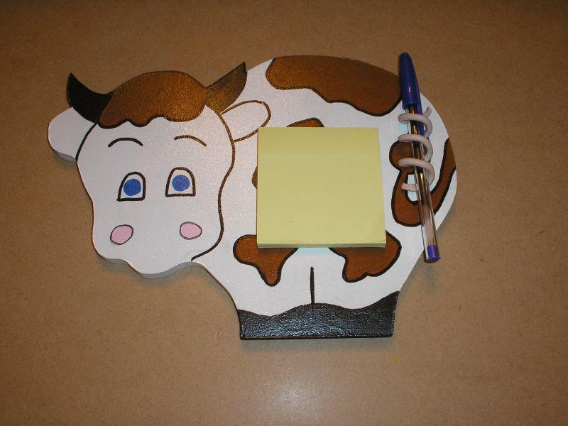 vache mémo