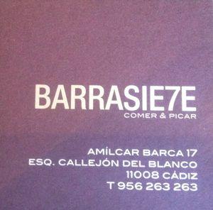 Barra Seite Carte de visite J&W