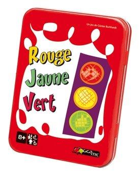 Boutique jeux de société - Pontivy - morbihan - ludis factory - Rouge,jaune,vert