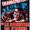frankenstein monstre de l enfer
