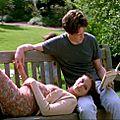 S'asseoir sur un banc (anglais)