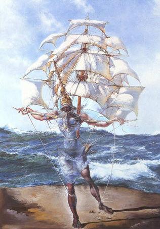 Dali_The_ship