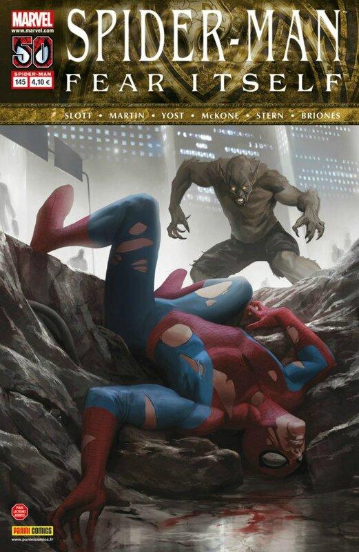 spiderman V2 145