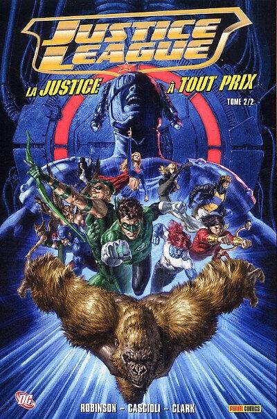 panini justice league justice à tout prix 02