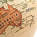 AUSTRALIE - CARTE 1