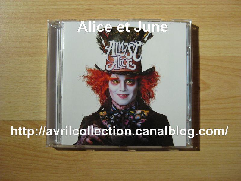 CD Almost Alice (2010)
