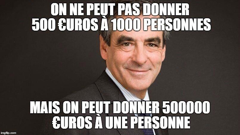 On sait maintenant que Fillon a atteint le point Chirac, celui au-delà duquel n'importe quelle affaire devient neutre...