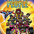 New gods / mister miracle / forever people