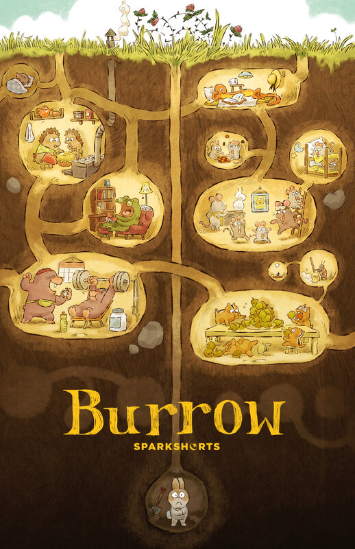 Burrow_Official_Poster