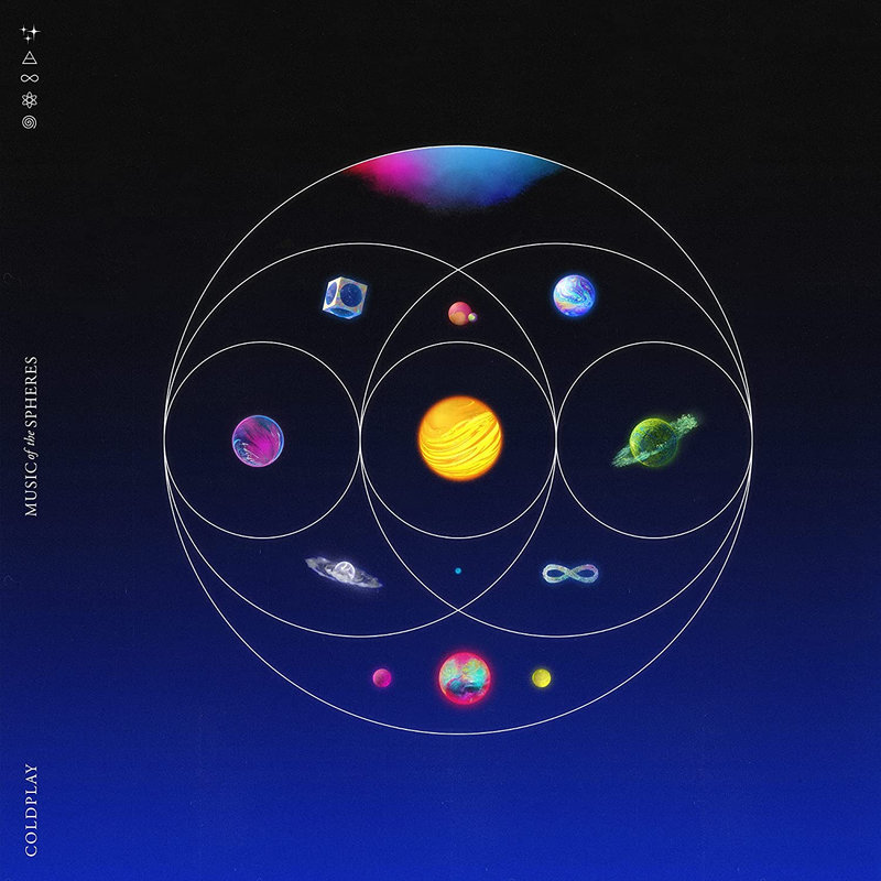 COLDPLAY – Music Of The Spheres (2021)