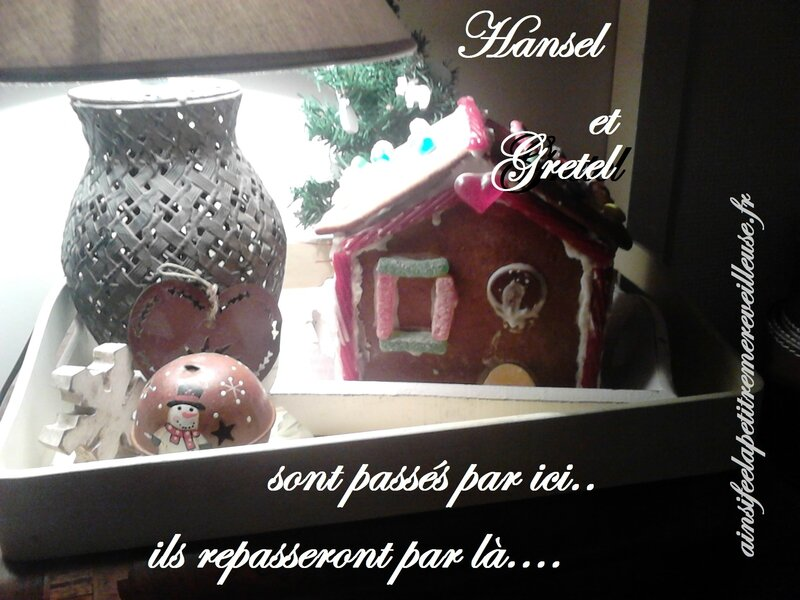 27 dec 2014 hansel et gretel