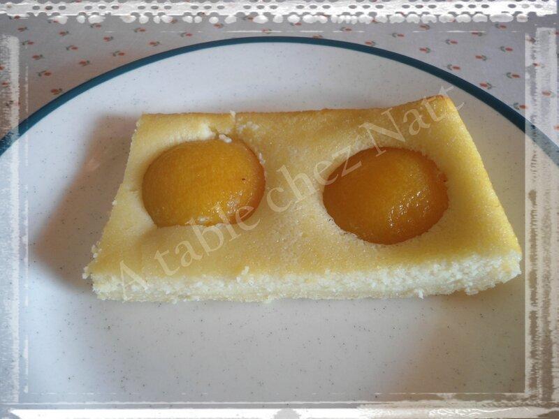 tartelettes abricot poire 3