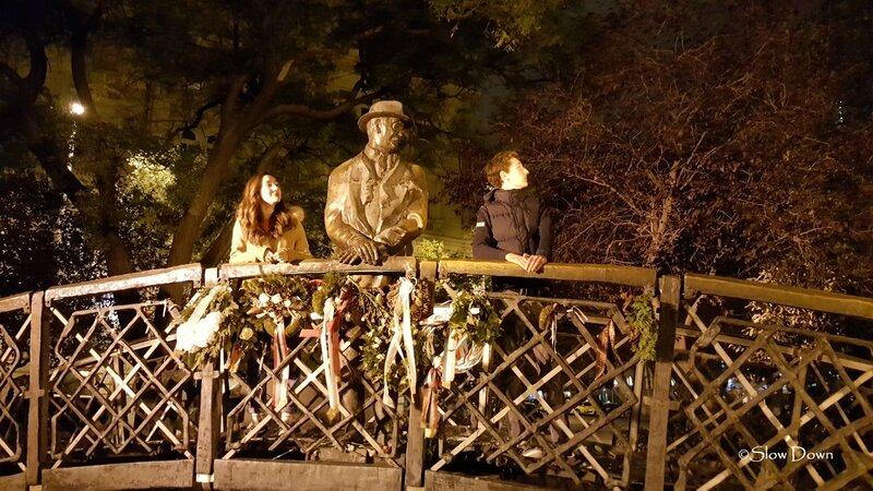 Statue Imre Nagi