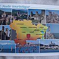 000 Aude touristique