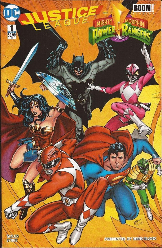 justice league power rangers 01