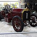 Star 70hp gordon bennet cup racer 1905