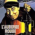 1830, coucouron : l'auberge rouge !