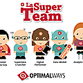 Super-team optimal ways