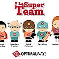 Super-team optimal ways