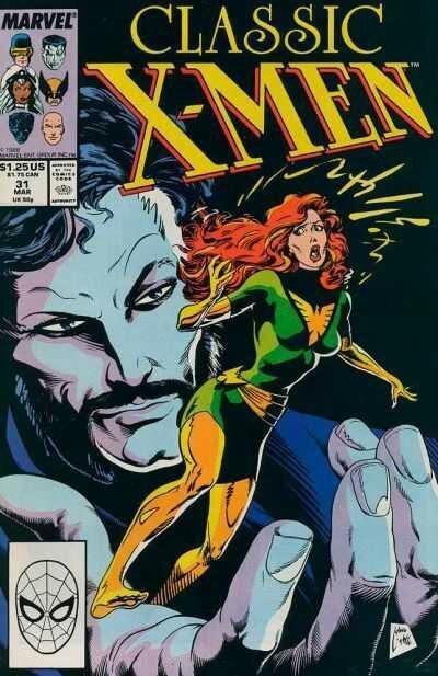 classic x-men 031