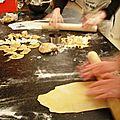 Pesto de roquette et parmesan à l'huile de tournesol de laurent charles